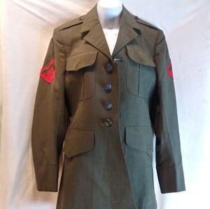VTG Military Coat